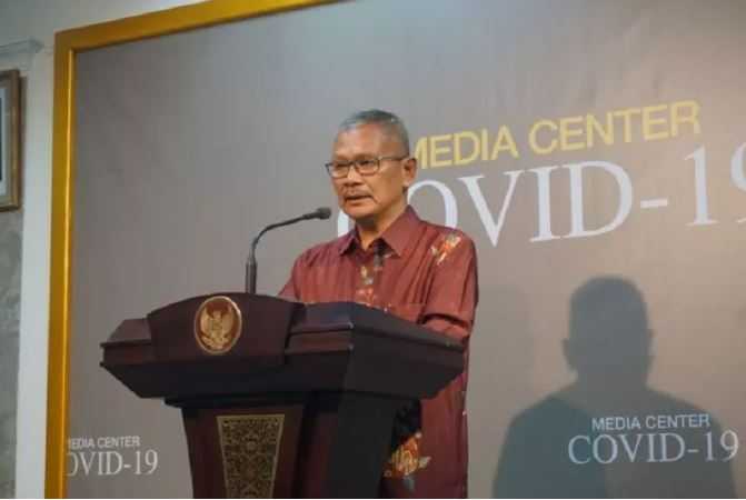 Pemerintah: Kepatuhan Masyarakat Kunci Keberhasilan Tangani Covid-19