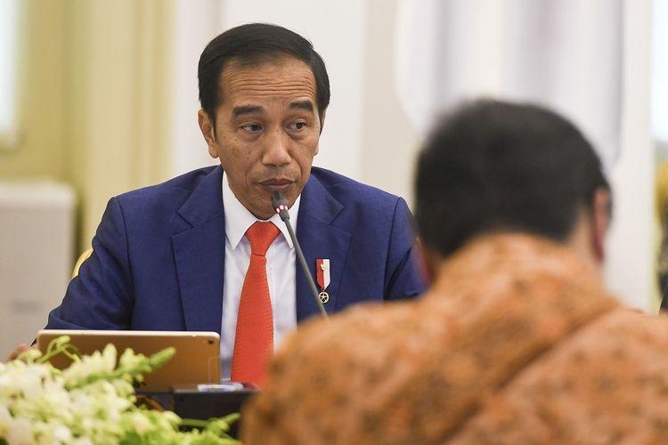 Presiden Jokowi: Pekan Ini Semua Harus Sudah Terima Bansos
