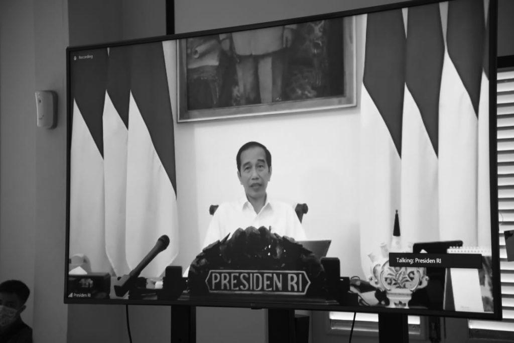 Presiden Sampaikan Apresiasi Ormas Islam yang Dukung Pemerintah Cegah Penyebaran Covid-19