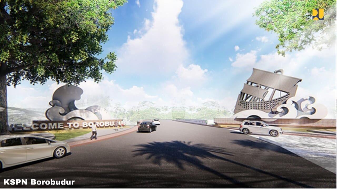 Dukung Sektor Pariwisata, 33% Konstruksi Pembangunan Infrastruktur pada 5 KSPN Sudah Berjalan