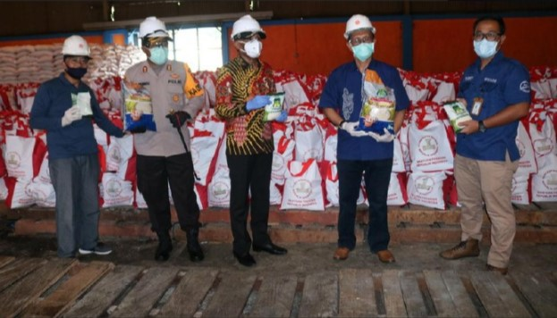 Pemkot Jayapura Terima 5.000 Paket Bansos dari Pemerintah Pusat
