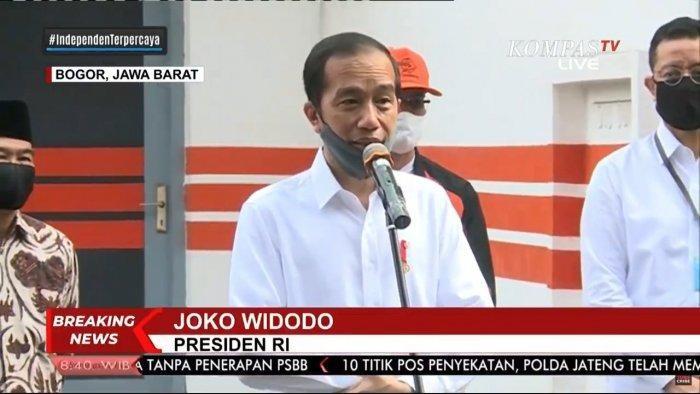 Jokowi Minta Penyederhanaan Prosedur Agar Bansos Tunai dan BLT Desa Segera Diterima Masyarakat