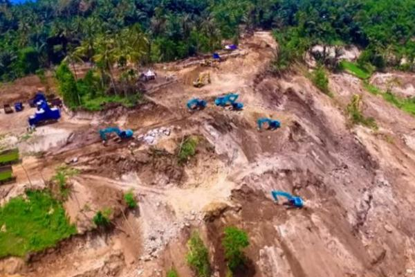 Dukung Ketahanan Pangan, Bendungan Meninting Tambah Pasokan Air Irigasi