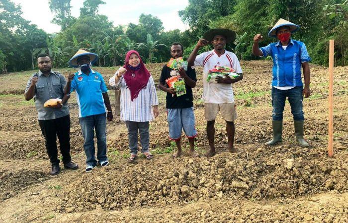 Ko Di Kebun Saja, Gerakan Cintai Kebun Papua Barat