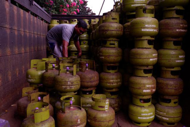 Pemkot Jogja : Stok Gas Melon selama Ramadan Aman