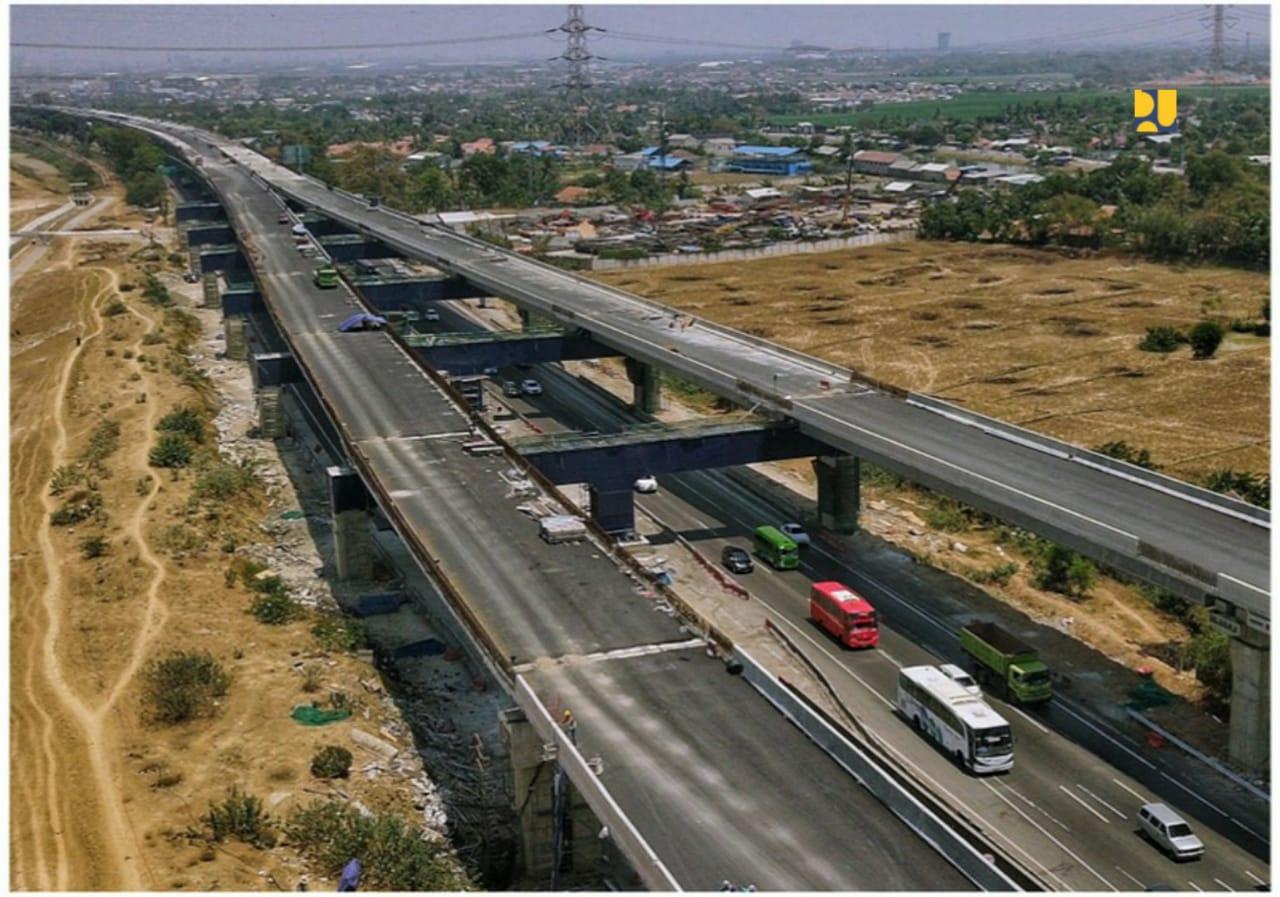 Kementerian PUPR pastikan dukungan Jalan Tol dan Jalan Nasional sebagai jalur logistik di tengah pandemi Covid-19