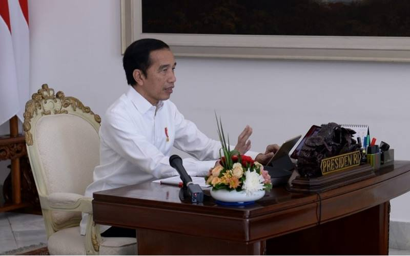Presiden Jokowi Siapkan Insentif untuk Petani dan Nelayan