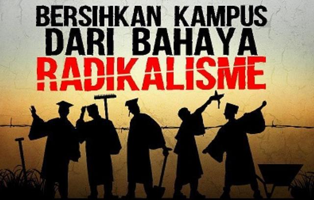 Mahasiswa Perlu Lebih Serius Lawan Radikalisme