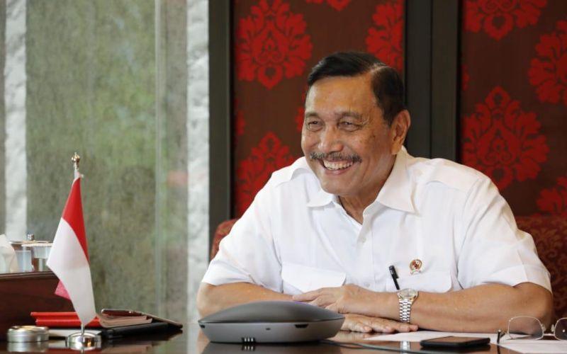 Menko Luhut: Pemerintah Gelontorkan Rp34,1 Triliun untuk Majukan UMKM