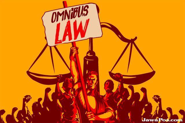 RUU Cipta Kerja Omnibus Law Dinilai Penting untuk Upaya Pemulihan Virus Corona