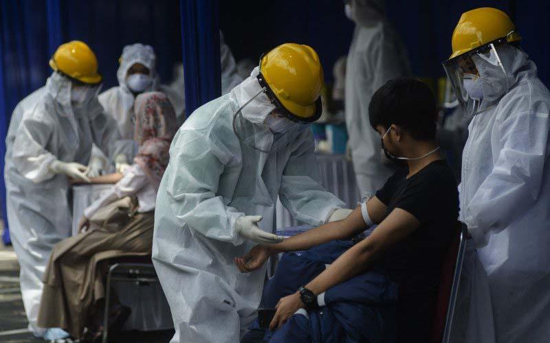Ribuan Warga Gunungkidul Akan Dites Massal dengan Rapid Test