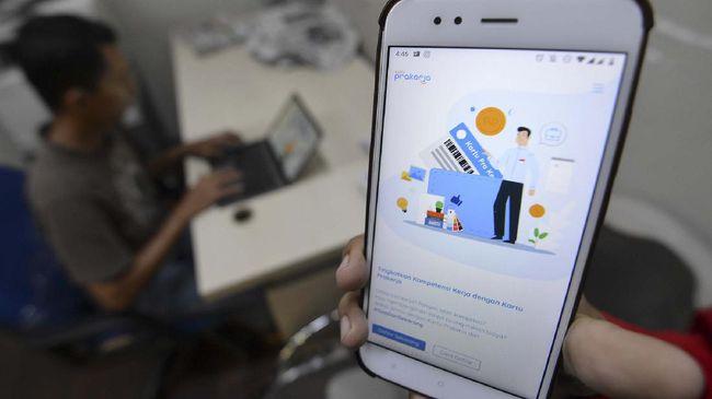 Pemerintah Siapkan Pelatihan Offline Kartu Prakerja