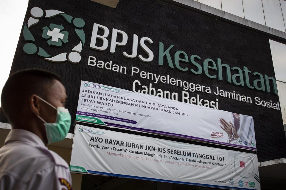 Pemerintah Beri Keringanan Denda Iuran BPJS Kesehatan Akibat Pandemi