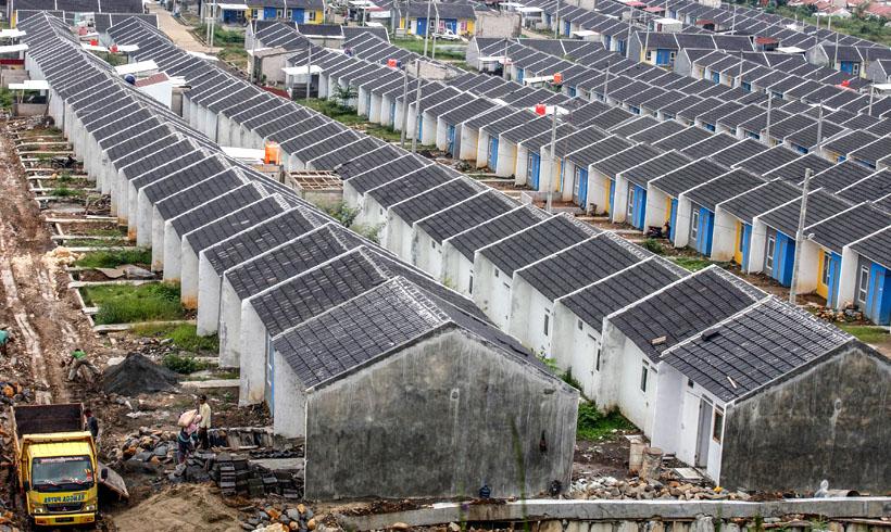 Mantap Jokowi, 5 Tahun Sudah Bangun 21 Ribu Rumah di Papua