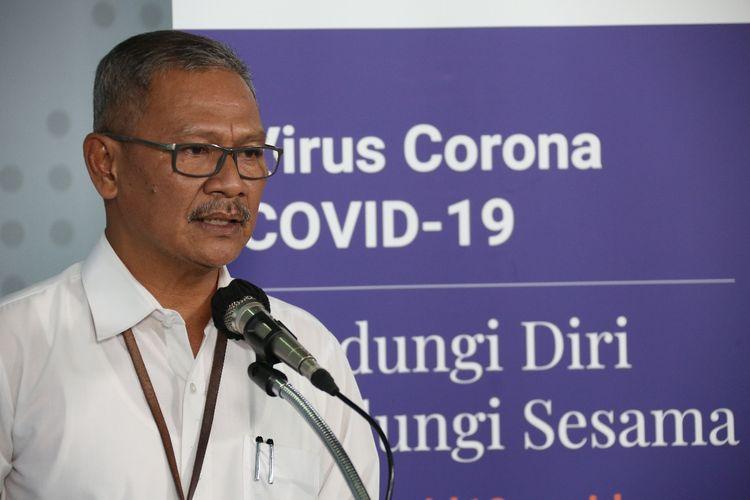 Pemerintah terus berupaya menekan penularan Covid-19