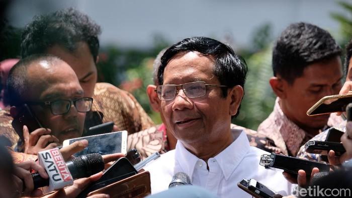 Soal RUU HIP, Mahfud Md: Pelarangan Komunisme di Indonesia Bersifat Final