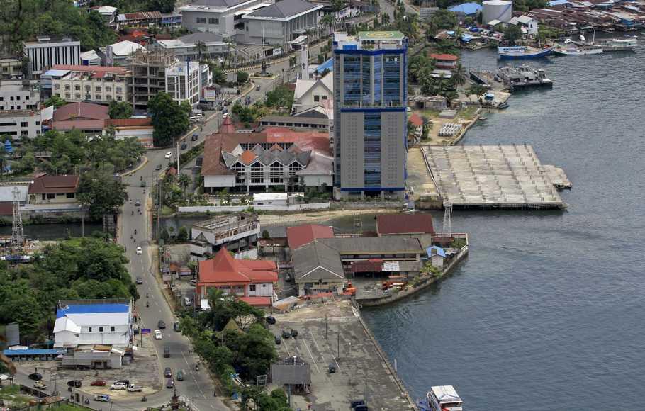 Pemerintah Fokus Pembangunan SDM dan Infrastruktur di Papua