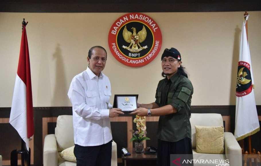 Kepala BNPT: Ulama Berperan Penting untuk Persatukan Bangsa Lewat Dakwah
