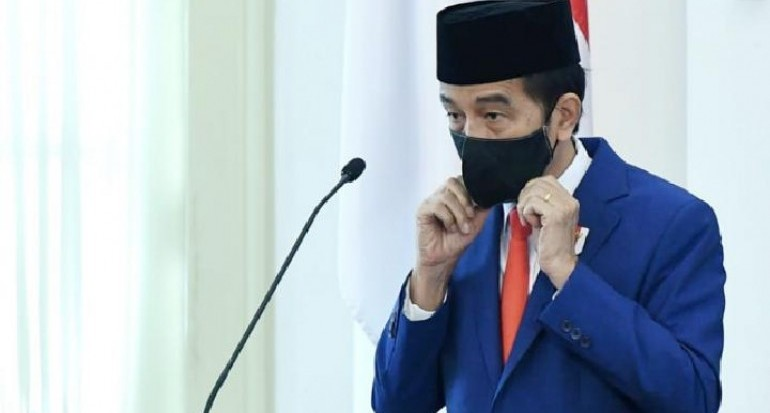Soal RUU HIP, Jokowi: Sudah Jelas PKI Dilarang di Negara Kita