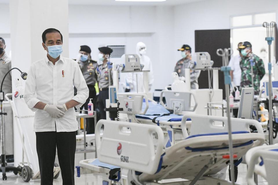 Optimisme Pemerintah Tangani Pandemi Covid-19