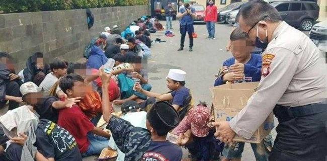 Libatkan Anak-anak, Ormas Demo Tolak RUU HIP di DPR Dilaporkan ke KPAI