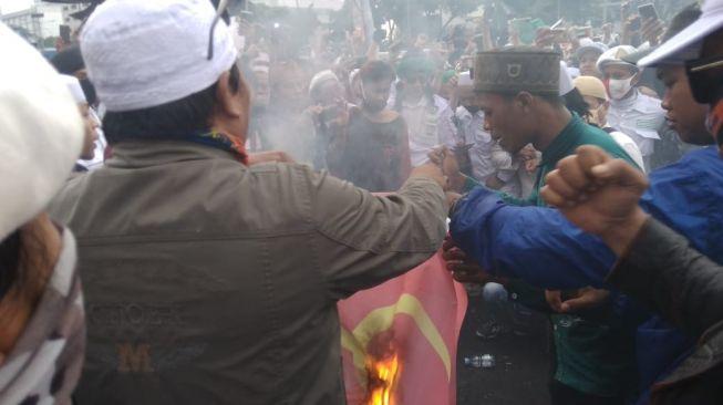 KSP Sebut Aksi Penolakan RUU HIP yang Desak Berhentikan Jokowi Salah Alamat