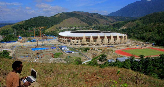 Papua Bisa Jadi Kawasan Ekonomi Khusus Terkenal di Dunia