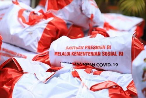 Pemerintah Percepat Penyaluran Sembako Covid-19 di Papua