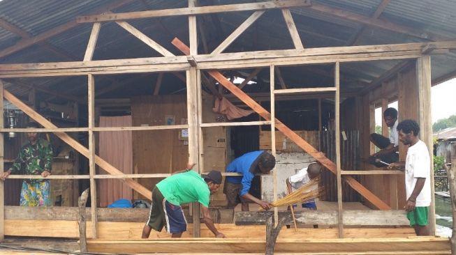 Warga di Papua Barat akan Terima 4.114 Rumah Bantuan dari Pemerintah