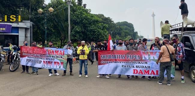 Cinta NKRI, Mahasiswa Papua Minta Jangan Ada Yang Manfaatkan Isu Black Lives Matter