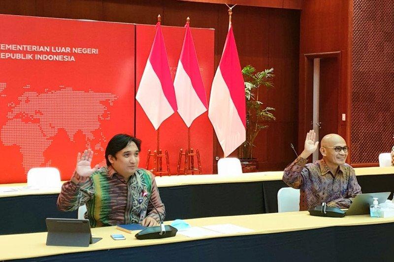 Indonesia-Malaysia-Thailand Membangun Solidaritas Mempersiapkan Normal Baru