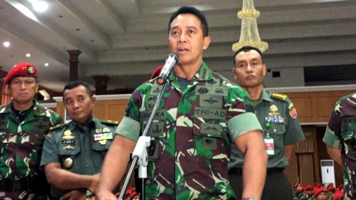 Dukung New Normal, TNI Siap Bantu Disiplinkan Warga