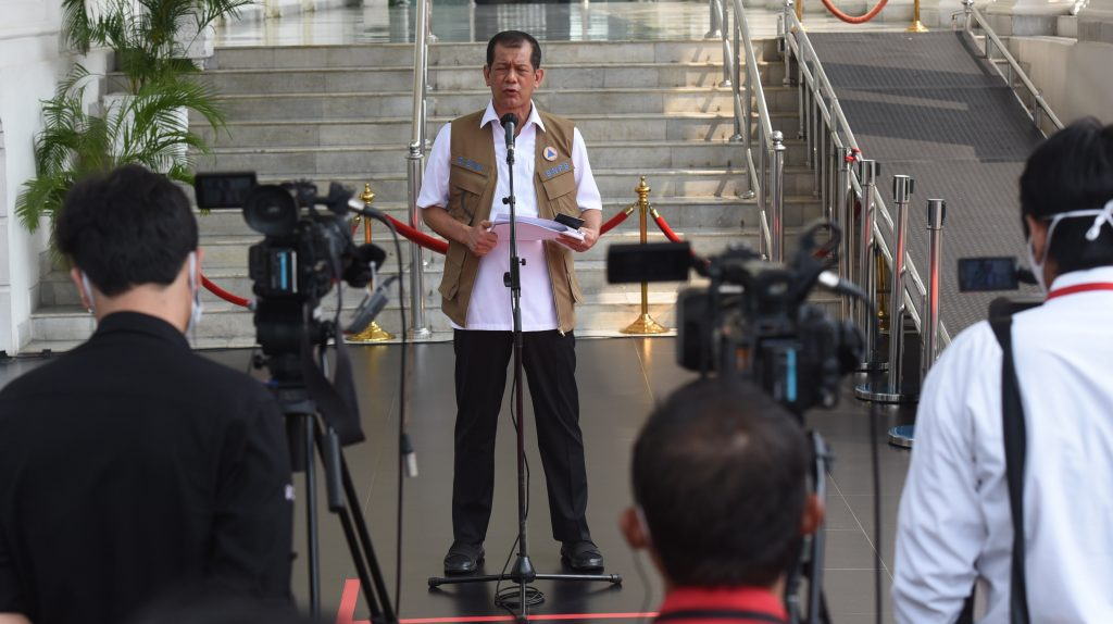 Ketua Gugus Tugas: Pendekatan Berbasis Kearifan Lokal Ujung Tombak Beri Pemahaman Masyarakat