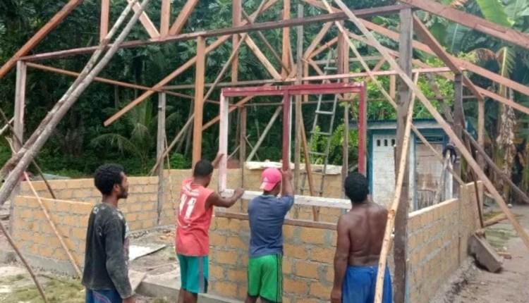Kementerian PUPR Berencana Bedah 4.114 Rumah Warga di Papua