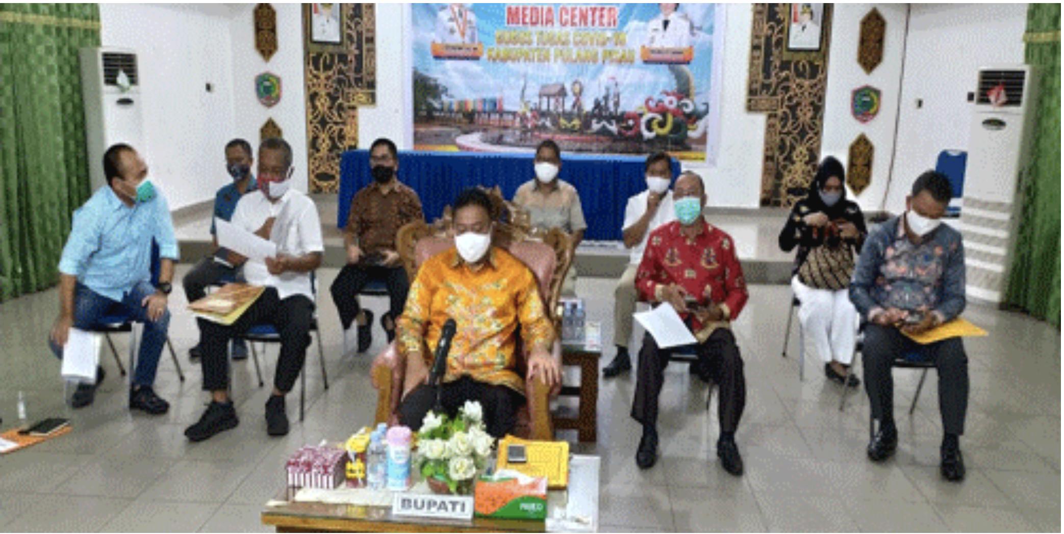Pemerintah Pusat Akan Kembangkan Program Food Estate di Pulpis