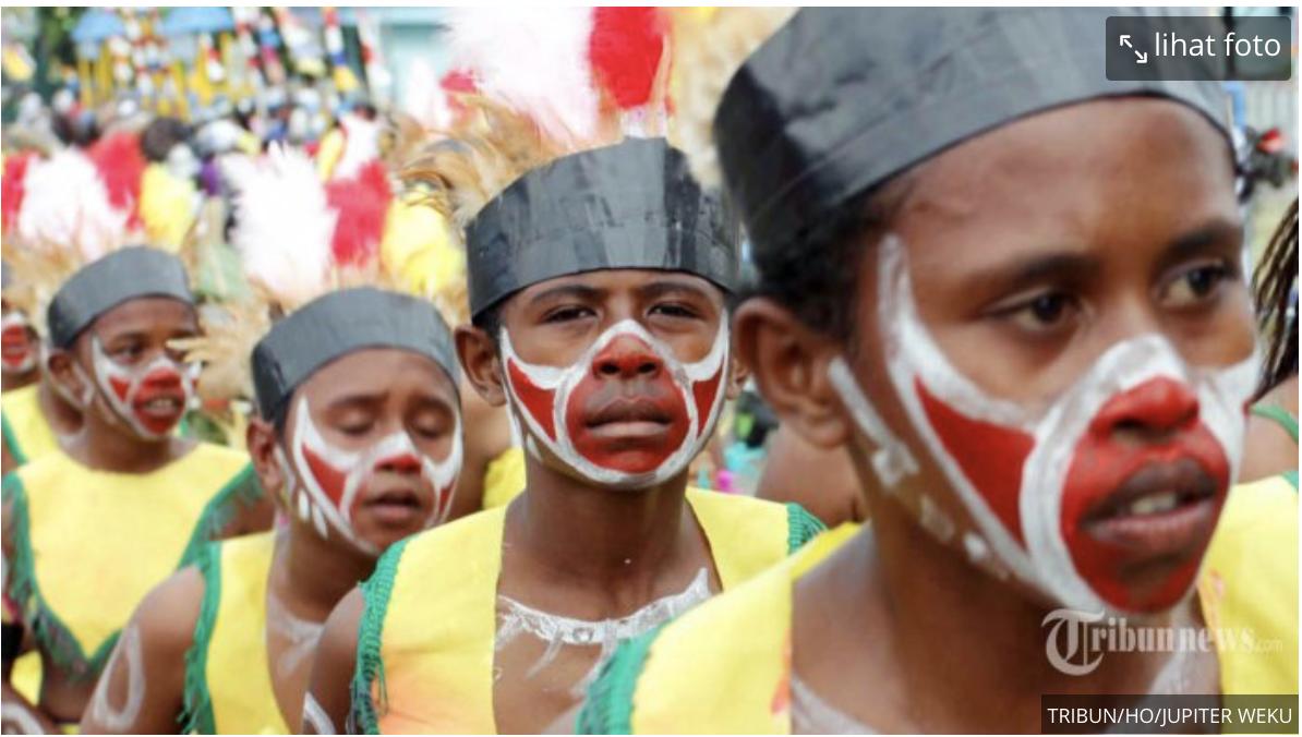 Warga Papua Ajak Semua Pihak Cegah Perilaku Rasialis