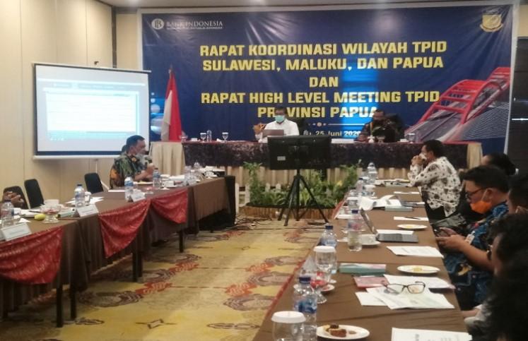 BI Dorong Pengembangan Potensi Pangan Papua Ditingkatkan