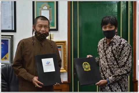 Dukung Kota Yogya Menuju Kota Kreatif, Pemkot Yogya Jalin Kerjasama dengan JCS
