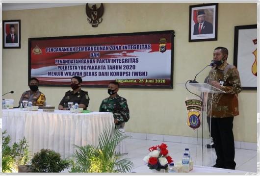 Komitmen Yogyakarta Wujudkan WBK Semakin Kuat
