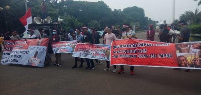 Solidaritas Papua NKRI Nilai Kasus Rasisme di AS Tak Sama dengan Papua