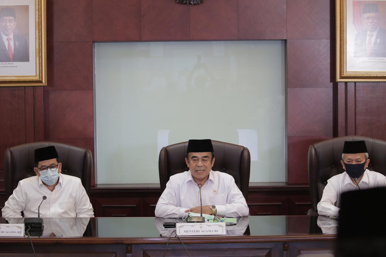 Menag: Utamakan Keselamatan, Keberangkatan Jemaah Haji 1441H Dibatalkan