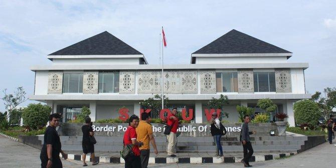 Dukung Ekonomi Masyarakat Papua, Pembangunan PLBN Skouw Capai 91,99 Persen