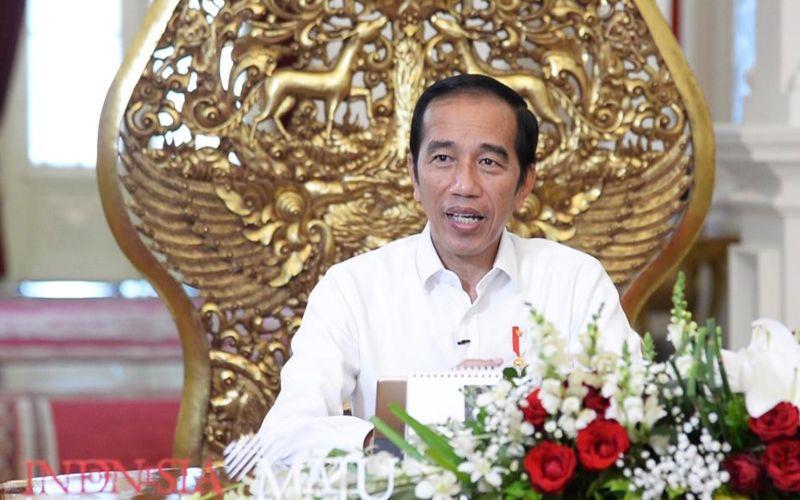 Presiden Jokowi Apresiasi Kepala Daerah yang Mampu Tekan Kasus Covid-19