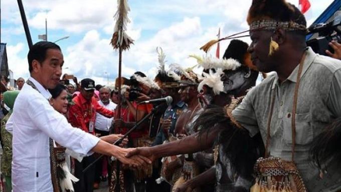 Pemerintah Sudah Memberikan Perhatian Luar Biasa terhadap Papua