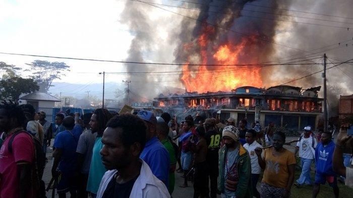 Waspada Penumpang Gelap Di Balik Sentimen Isu Papua