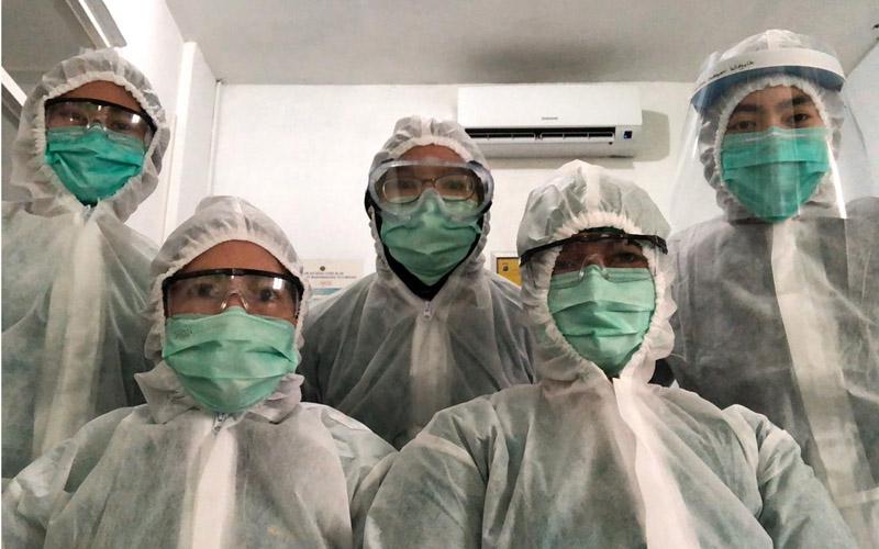 Indonesia Siap Ekspor APD, Kapasitas Produksi Capai 17 Juta Unit