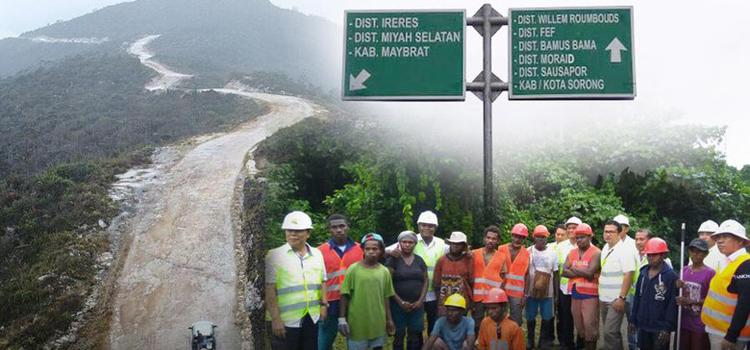 Pemerintah Prioritaskan Pembangunan di Papua