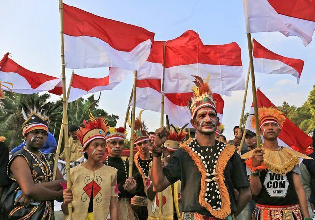 Nyaris Seluruh Negara di Dunia Mengakui Papua bagian NKRI