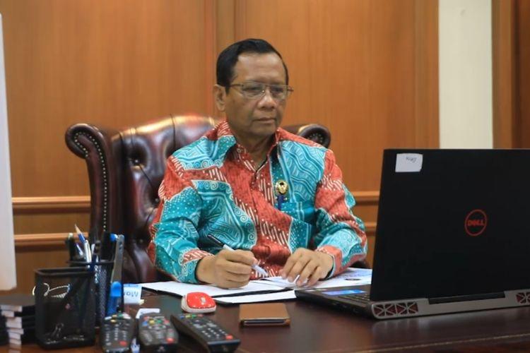 RUU HIP Ditunda, Mahfud MD Tegaskan TAP MPRS Nomor XXV/1966 Jadi Pedoman