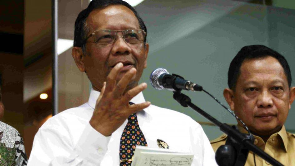 Mahfud MD Ungkap Alasan Pemerintah Tolak Bahas RUU HIP